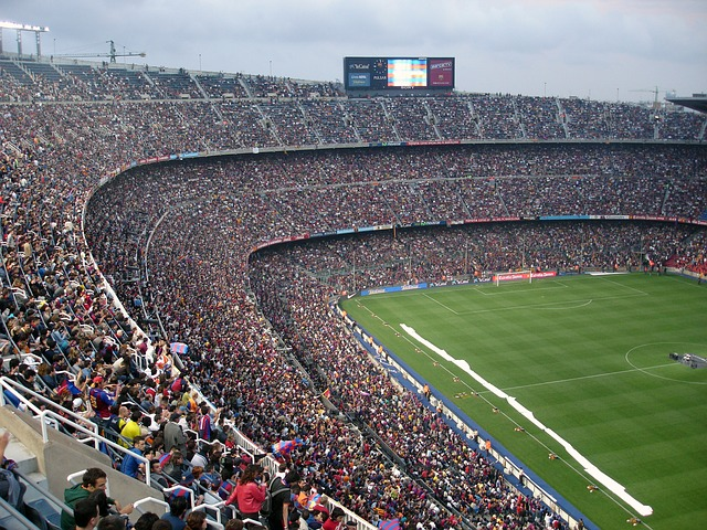 Fußballreise nach Barcelona