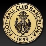 ersten logo von FC Barcelona