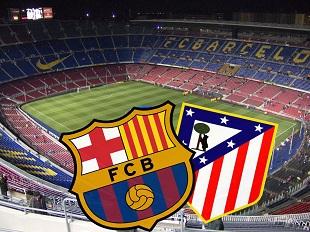 Barcelona Atletico Madrid
