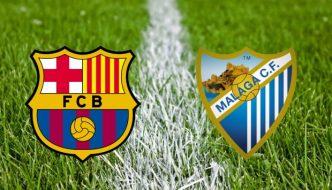 Barcelona – FC Malaga