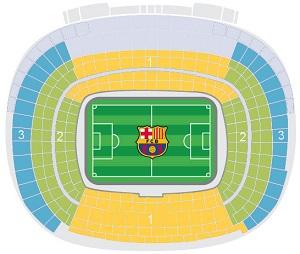 Sitzplätze fussballtrip