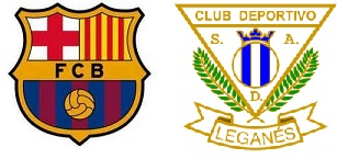Barcelona-Leganes