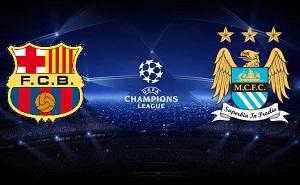 Barcelona-Manchester-City
