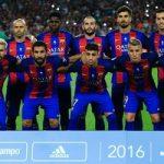 Barcelona gewinnt Spanischen Super Cup gegen Sevilla