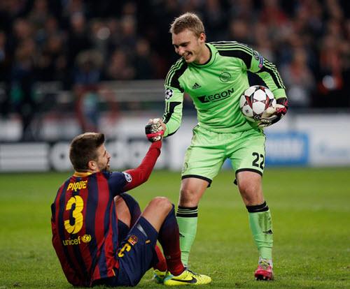 Jasper Cillessen FC Barcelona