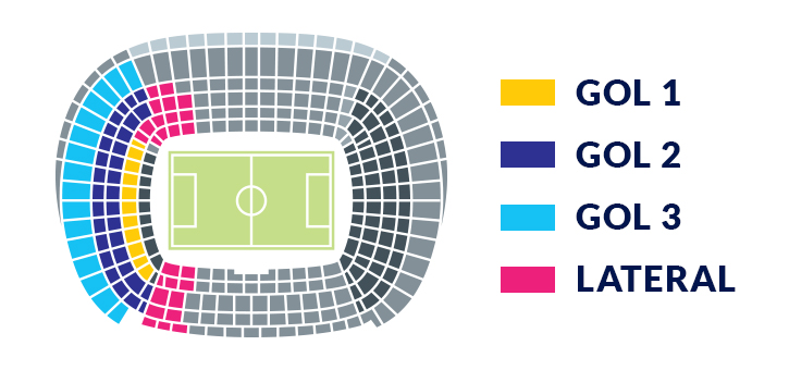 Sitzplätzen ticketbar camp nou