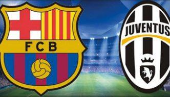 Barcelona – Juventus Turin