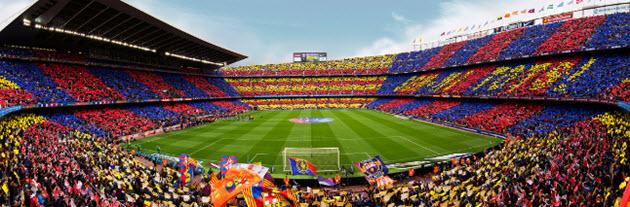 FC Barcelona Karten