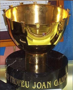 Joan Gamper Trophy