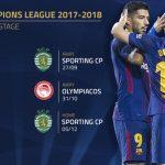 Champions League Auslosung Gruppenphase 2017/18