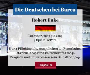 Robert Enke Barcelona