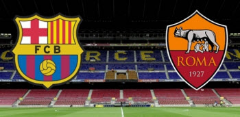 Barcelona - AS Roma