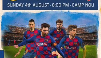 FC Barcelona - Arsenal