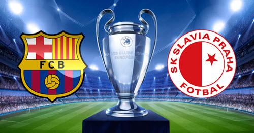 FC Barcelona - Slavia Prag