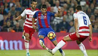 fc barcelona tegen Granada
