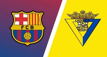 fc barcelona - Cádiz